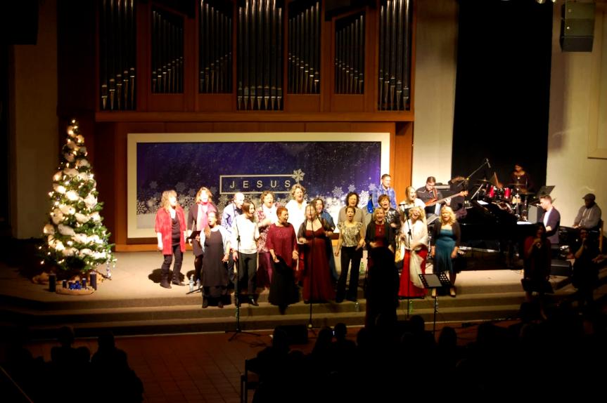 Christmas Special Leviticus Gospel Choir