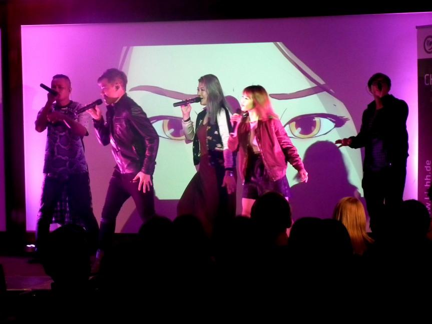 MICappella und B'Noise – Deutsch-Chinesisches Doppelkonzert
