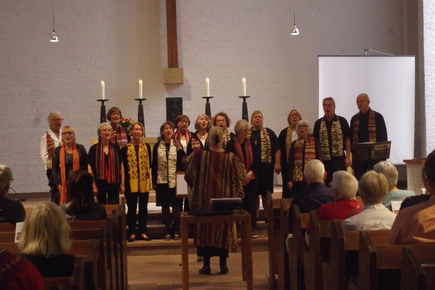 Die Steenkamp Singers – Benefizkonzert für Ishinde