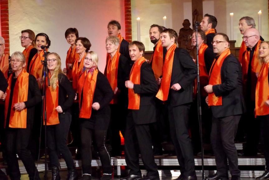 Happy Gospel Singers – Das Beste aus 25 Jahren!
