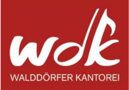 Walddörfer Kantorei in Hamburg Volksdorf sucht ab Januar 2020 CHORLEITER ODER CHORLEITERIN