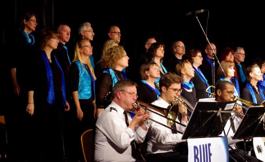 Blue Moon – Bigband FFG & Chorus Mind