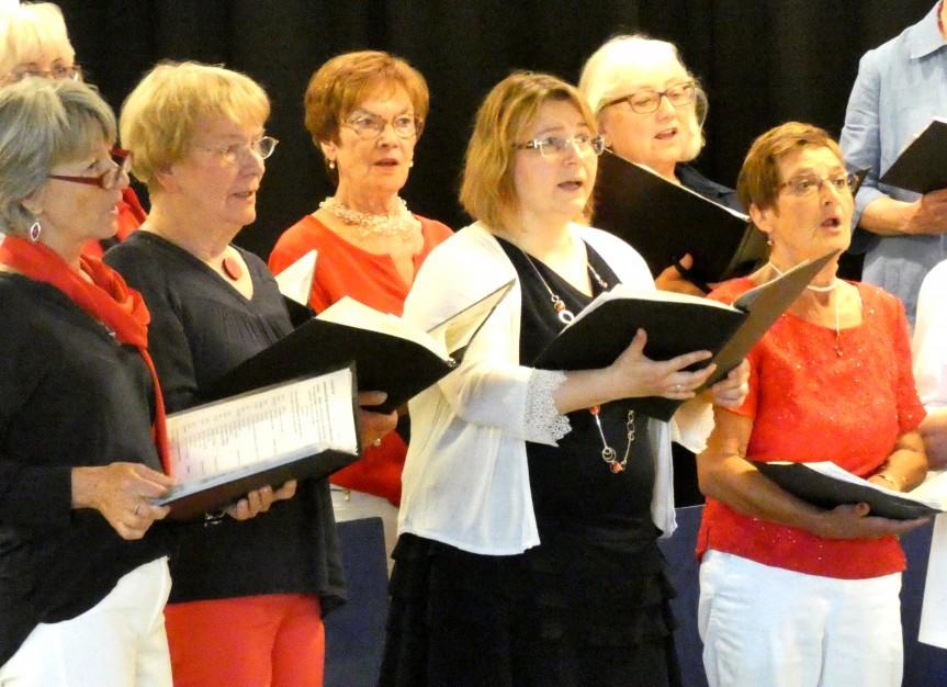 Jubiläumskonzert zum 90. Geburtstag des Frauenchor Sasel