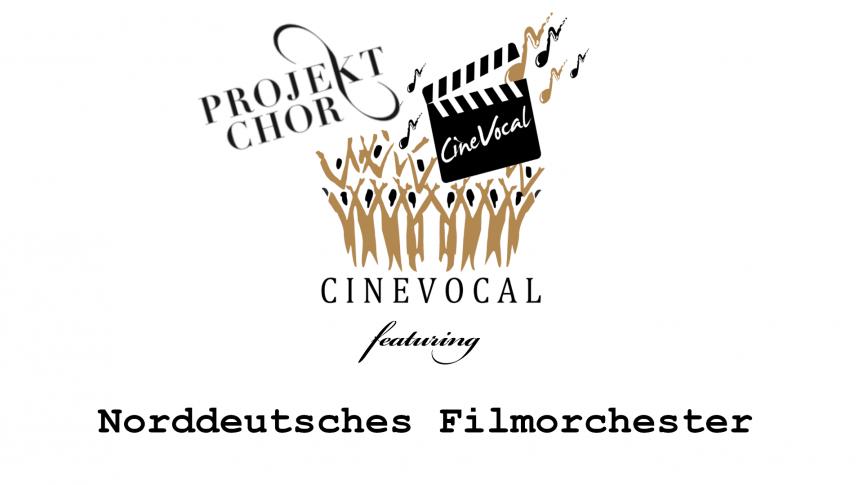 CineVocal feat. Norddeutsches Filmorchester – Projektchorsänger gesucht!