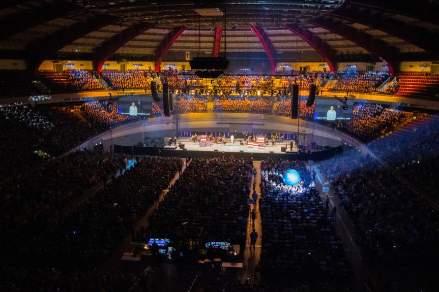 BibelTV zeigt Uraufführung des Chormusicals Martin Luther King aus Essen