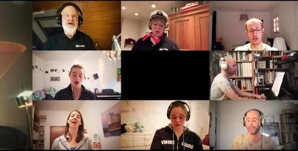Kultur trotz Corona: Singen Sie mit dem NDR Chor!