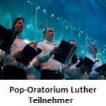 """Gruppenlogo von Pop-Oratorium """"Luther"""""""