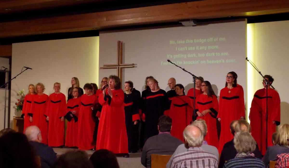 Leviticus Gospel Choir 02