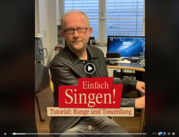 Tipps Zu Einfach Singen Mit Rotkappchen Von Johannes Oerding Und Dieter Falk Chorportal Hamburg