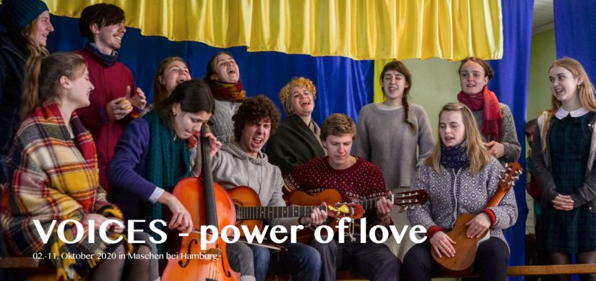 VOICES – power of love