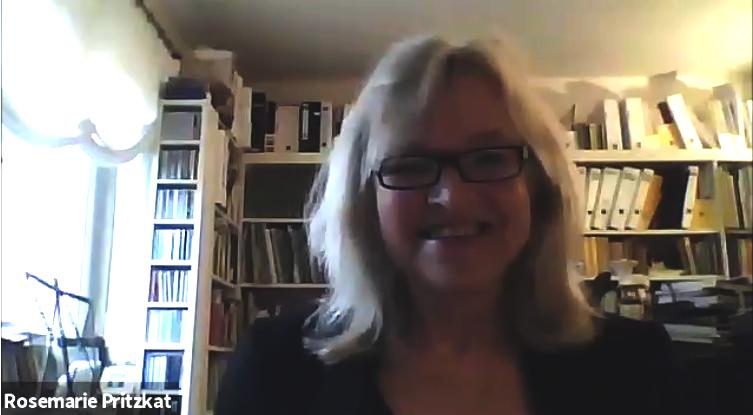 Interview mit Rosemarie Pritzkat