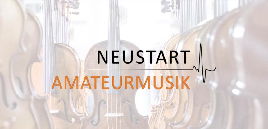 Neues Kompetenznetzwerk unterstützt den Neustart von Amateurchören und -orchestern