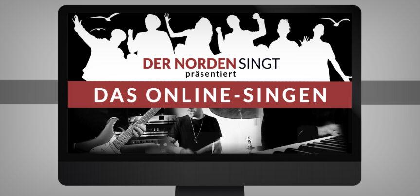 Neue Uhrzeit des Online-Singens von Der Norden Singt