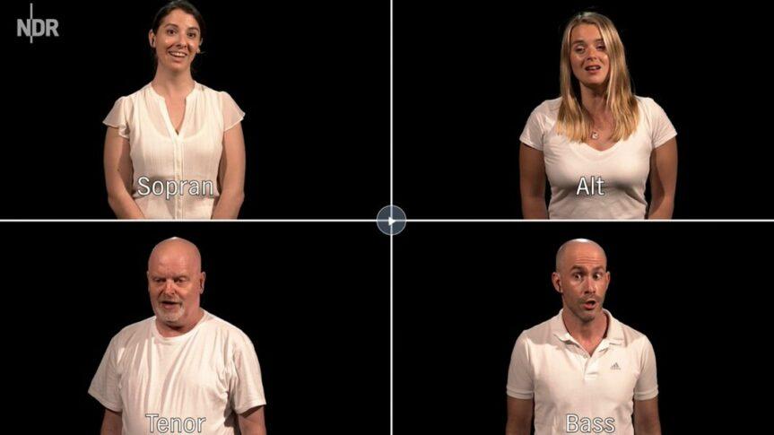 """Sing mit!""- NDR startet großes Chor-Experiment"