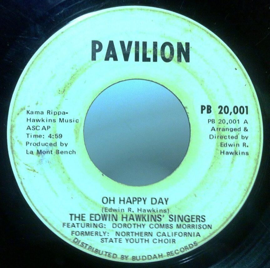 Oh Happy Day – Oh Happy Da-ay