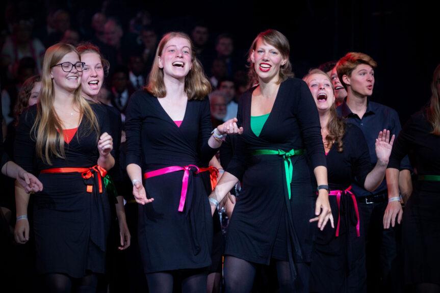 Kick Off für die World Choir Games in Flandern